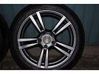 Audi Alloys R20 275/45