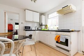 3 double bedroom flat (No Separate Reception) with private garden – 4min to Kilburn tube station