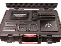 Atomos ninja 2 with 2 batteries and carrying case + 480GB SSD
