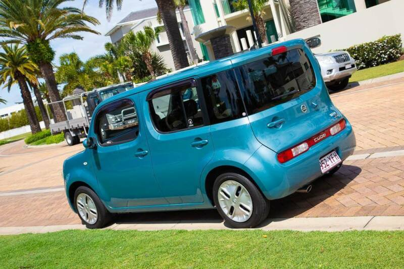 2010 Nissan Cube Z12 Glass Roof Cars Vans Utes Gumtree