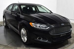 2014 Ford Fusion SE LUXURY PACK CUIR TOIT MAGS NAV