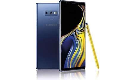 Smartphone Samsung Galaxy Note9 BLU (Ocean Blue) 128 GB Esp. MONO SIM BRAND