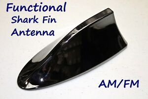 Audi Allroad - Functional AM/FM Shark Fin Antenna with Circuit Board