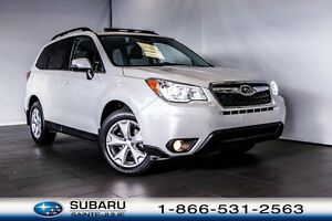 2014 Subaru Forester LIMITED NAV CUIR TOIT ***SEULEMENT 99$/SEM