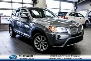 2013 BMW X3 XDRIVE 35I, Subaru Sainte Julie