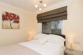 Easter superior chalet California Sands nr Great Yarmouth & Norfolk Broads self catering holiday let