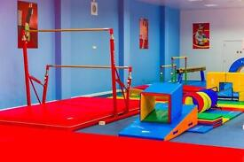 Instructors needed for The Little Gym (full and part time positions including weekend work)