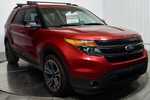 2015 Ford Explorer SPORT AWD CUIR TOIT PANO MAGS 20P NAV
