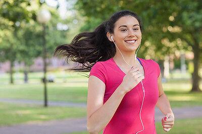 Sport macht glücklich! (© Thinkstock via The Digitale)