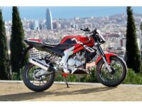 Motorcycle 125