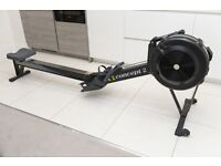 Concept 2 Model D Rowing Machine with PM5 monitor ** AS NEW **