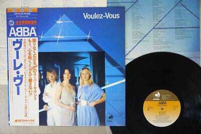 ABBA Voulez-Vous Discomate DSP-5110 Japan OBI Audiophile Vinyl NM