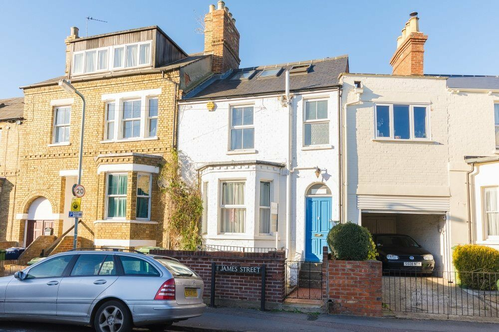 6 bedroom house in James Street, East Oxford,