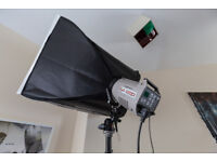 Elinchrom Style BX 400 Studio Lighting Flash Head 400 Ws