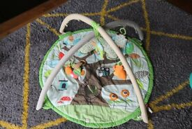 Skip Hop Treetop Friends Activity Gym (Playmat)