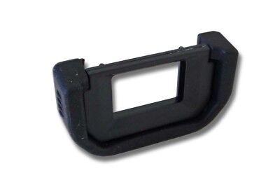 Augenmuschel Sucher eyecup schwarz für Canon EOS 1100D, 1000D, 600D, 550D, 500D