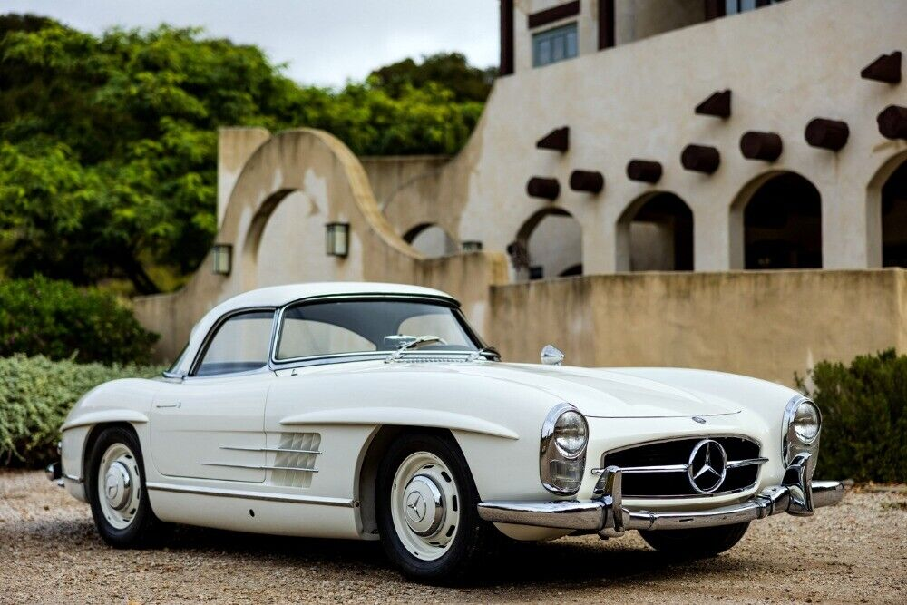1958 Mercedes-Benz 300SL Roadster (Used - 1095000 USD)