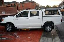 4x4 D4D Auto 2007 Toyota Hilux RS 4 Door Ute Dual Cab Chatswood Willoughby Area Preview