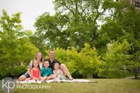 Winnipeg Family & Wedding Photographer - Kalla Photography