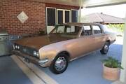 1970 Holden Premier Sedan Kurri Kurri Cessnock Area Preview