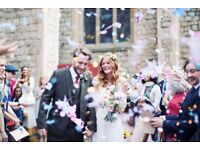 ♥ Full Day Natural Wedding Photography - £900 ♥