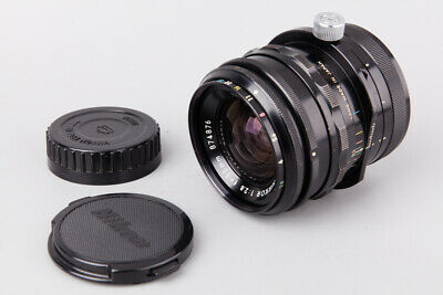 Nikon PC Nikkor 35mm f/2.8 Manual Focus Shift Lens, For Nikon F-Mount  segunda mano  Embacar hacia Argentina