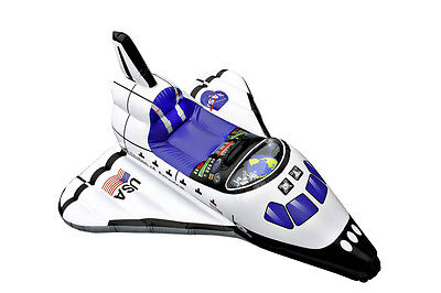 Aeromax Jr. Space Explorer Inflatable Space Shuttle