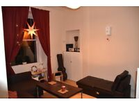1 Bedroom Furnished Ground Floor Flat to Rent, Downfield Place, Dalry, Edinburgh