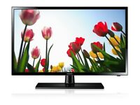 Brand New Samsung 28 inch Ultra Slim LED HD 1080p TV, 3 x HDMI, USB Media Player, not 24, 26, 27