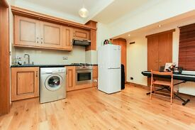 Spacious studio flat centrally located in the prominent Marylebone