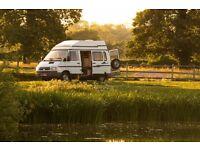 Holdsworth San Remo 2 berth campervan