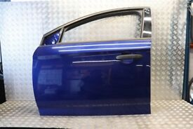 FORD MONDEO MK4 NSF DOOR IN DEEP IMPACT BLUE 2010-2014 HJ14