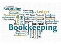 Bookkeeping, VAT returns, Sage 50, Quickbooks