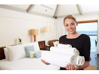 Housekeeping Supervisor for 4-Star Hotel £8.00 - £9.00 (Depending on Experience)