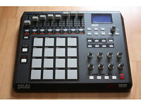 Akai MPD32 USB MIDI Drum Controller, MPC for your PC or laptop DJing and Hip Hop Beats