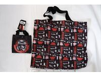 Star Wars tote bag - Captain Phasma - officially-licensed from Japan