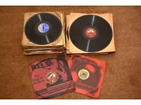 Old 78rpm records