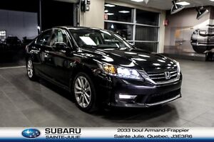 2014 Honda Accord Sedan TOURING , cuir