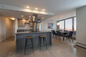 Spacious luxury 2 bedroom with a spectacular view!!