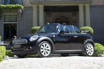 MINI Cooper Cabrio - AUTOMAAT - Full options - 122pk