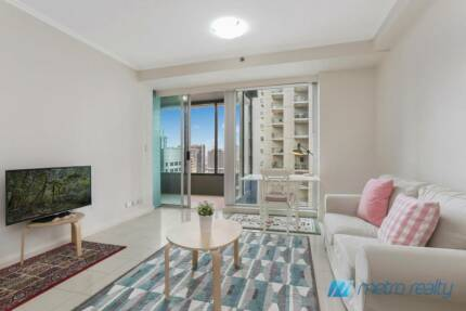 Sleek City Apartment in the Heart of the CBD - World Tower Sydney City Inner Sydney Preview