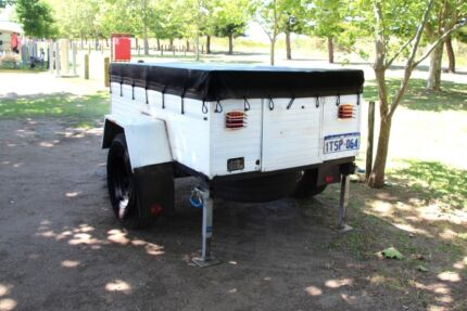 Awesome Fold-Out Camping Trailer in Great Condition Melbourne CBD Melbourne City Preview