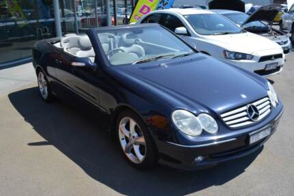 2003 Mercedes-Benz CLK320 Elegance Convertible Warragul Baw Baw Area Preview