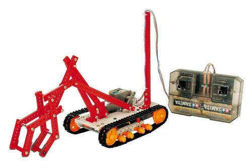 Remote Control Robot Construction Set (Crawler Type) by Tamiya