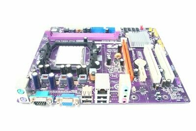 ECS Elitegroup GeForce7050M-M mATX Desktop PC Motherboard AMD Sockel/Socket AM2