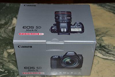BRAND NEW Canon EOS 5D Mark IV Digital SLR Camera (Body Only) 5d Digital Slr Camera Body