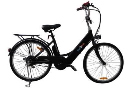 Euro Trek Ladies Cruiser E-Bike