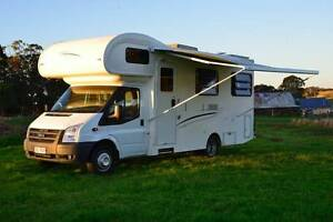 2010 Ford Transit Motorhome Dalveen Southern Downs Preview