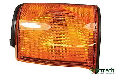 Land Rover Discovery 2 98-02 Front LH Indicator Light Lamp Lens - Bearmach