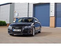 2009 Audi S3 Black Bose Buckets